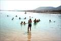 Image for Lowest - Elevation on Land - Dead Sea, Israel