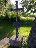 Image for Christian Cross - Hobšovice, u potoka, Czechia