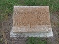 Image for Grandma White - Cogburn Cemetery - Cooke County, TX