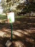 Image for Trinity University Disc Golf Course - San Antonio, TX