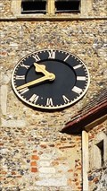 Image for Church Clock - St Mary - Capel St Mary, Suffolk