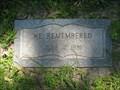 Image for Unknown victim of serial killer John Wayne Gacy - Oakridge Cemetery, Hillside, IL