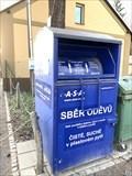 Image for Charitativní sberný box, K Hájence, Vratimov, Czech republic