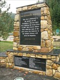 Image for Firefighter Memorial, Wallace, Idaho