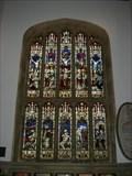 Image for Crucifixon East Window - St Mary's Church, Cardington, Bedfordshire, UK