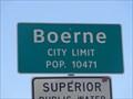 Image for Boerne, TX - Population 10471