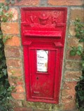 Image for Victorian Post Box - Gissing, Norfolk