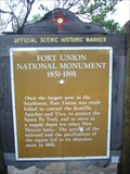 Image for Fort Union National Monument / Santa Fe Trail