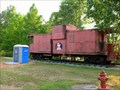Image for IC 9464  Wide vision caboose - Golconda, IL