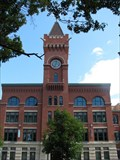 Image for American Optical Headquarters Clock - Southbridge, Massachusetts