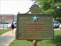 Image for Historic Marker,  Blue Star Memorial, Blakely, GA