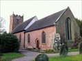 Image for St Mary's Church, Sheriffhales, Shropshire