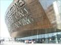 Image for Tourism - Millennium Centre - Cardiff, Wales, Great Britain.