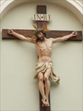 Image for Jesus at former monastry, Ostengasse Regensburg - BY / Germany