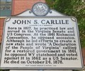 Image for John S. Carlile