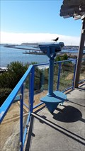 Image for Sam's Chowder House Binoculars - Half Moon Bay, CA