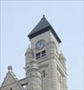 Image for Old City Hall Clock Tower -- Wichita KS