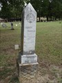 Image for James Damron - Springer Cemetery - Springer, OK