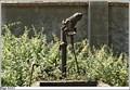 Image for Hand pump in Podolsky cemetery/Rucni pumpa v Podolskem hrbitove