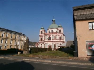 Basilica of St. Lawrence and St. Zdislava - Jablonne v Podjestedi