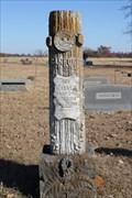 Image for SOV Albert A Sanford, Mt. Tabor Cemetery, Murfreesboro, AR