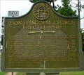 Image for Zion Episcopal Church Erected 1848-GHM 130-2-Talbot Co