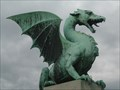 Image for Dragon - Dragon Bridge - Ljubljana, Slovenia