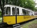 Image for Alte Straßenbahn 'DoT4' - Stuttgart-Waldau, Germany, BW