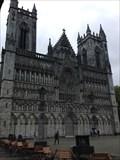 Image for Nidaros cathedral - Trondheim, Norway
