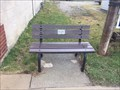 Image for Pat Belbeck Bench - Port Burwell, ON