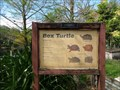 Image for Box Turtles Sign  - Davie, FL