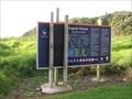 Image for Rapanui Wetland Information.  SH3. Taranaki. New Zealand.