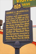 Image for George C, Marshall - Uniontown, Pennsylvania
