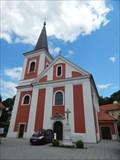 Image for Kostel Vsech Svatych - Rajec-Jestrebi, Czech Republic