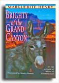 Image for Marguerite Henry -- Brighty of the Grand Canyon