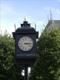 Image for Chinguacousy Clock - Brampton, Ontario, Canada