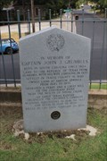 Image for Capt. John Grumbles -- Texas State Cemetery, Austin TX