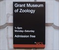 Image for Grant Museum of Zoology - University Street, London, UK
