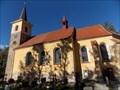 Image for Kostel sv. Martina - Vrchotovy Janovice, CZ
