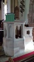 Image for Pulpit - St Esprit - Marton, Warwickshire