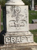 Image for Brit Craft -- Mt. Vernon Cemetery, Atchison KS