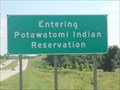 Image for Potawatomi Indian Reservation - Mayetta, Kansas, USA