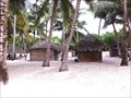 Image for Beach Huts, Isla Saona, Dominican Republic