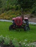 Image for Old Tractor - Garnes Stasjon - Bergen, Norway