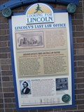 Image for Lincoln's Last Law Office - Springfield, Illinois