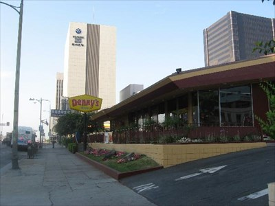 Image result for Denny's Vermont and Wilshire
