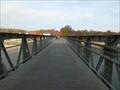 Image for Fußgängersteg (Eiserner Steg), Regensburg - Bavaria / Germany