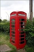 Image for Luddington phone box, Warwickshire, UK