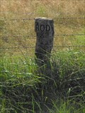 Image for BOD marker on 176th Ave in Russell County, KS