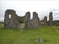 Image for Castle Ruins - Newcastle Emlyn, Carmarthenshire, Wales